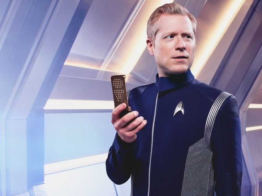 Anthony Rapp Boards 'Star Trek: Discovery'