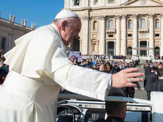 Pope Denounces Porn and Corruption of Kids' Minds, Bodies