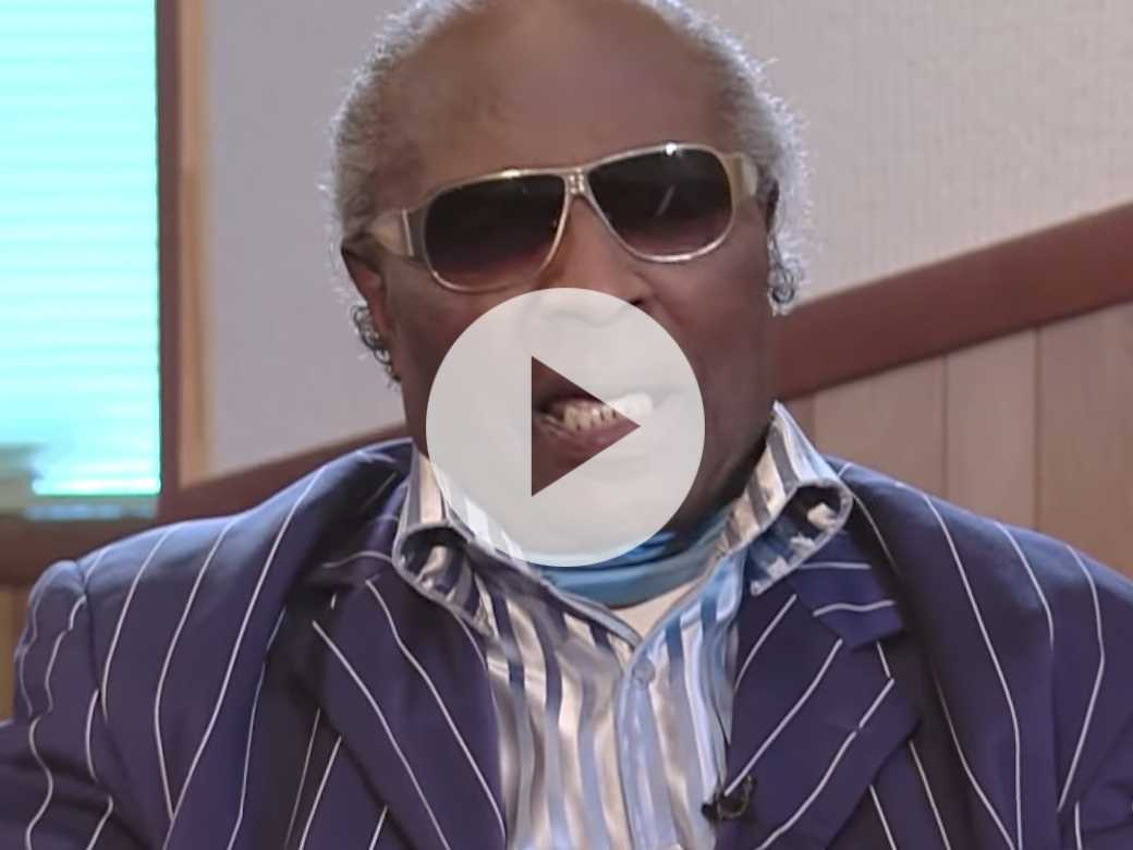 Watch: In New Interview, Little Richard Says Being Gay is 'Unnatural'