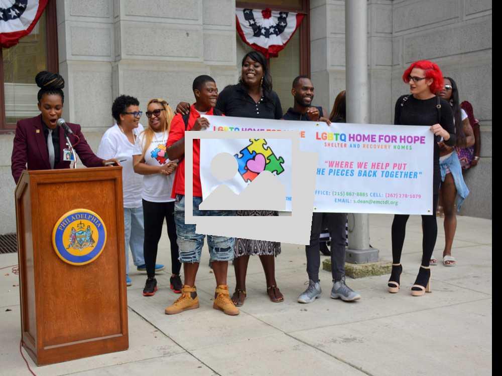 8th Annual Pride Flag Raising :: October 6, 2017