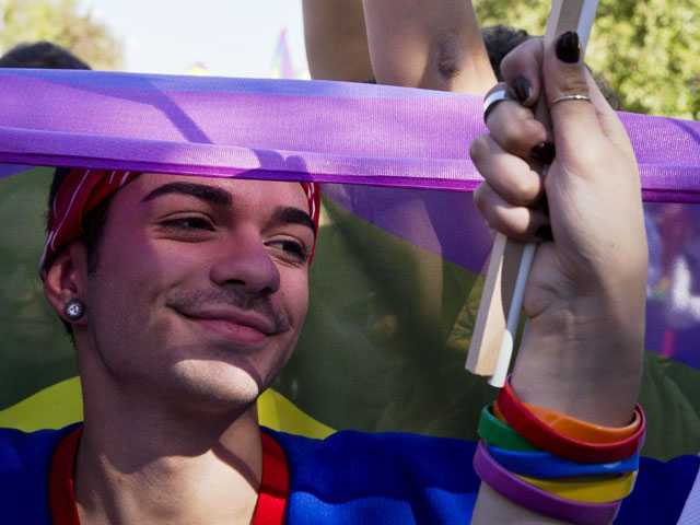 Kosovo Gay Community Hold 1st Pride Parade