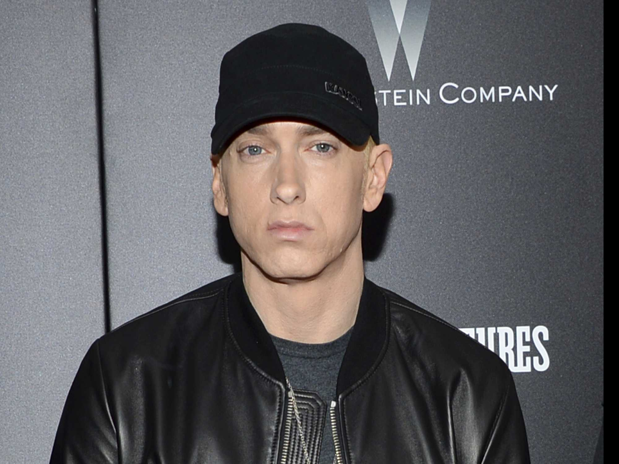 Eminem Looks to 'Stomp' Trump with Lyrical Tirade