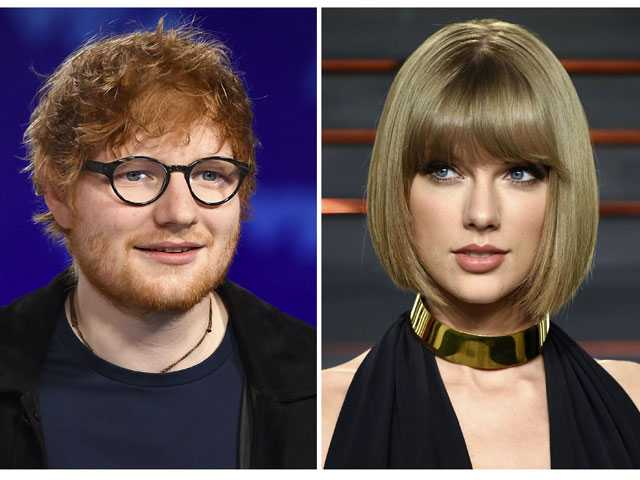 Swift, Smith and Sheeran Tapped for iHeartRadio Jingle Ball