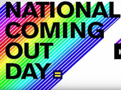 HRC Celebrates National Coming Out Day With New Video