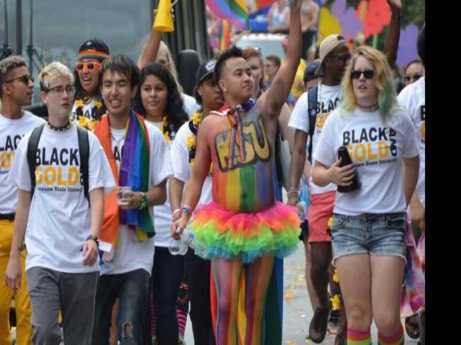 Atlanta Celebrates 47th Annual Pride Festival