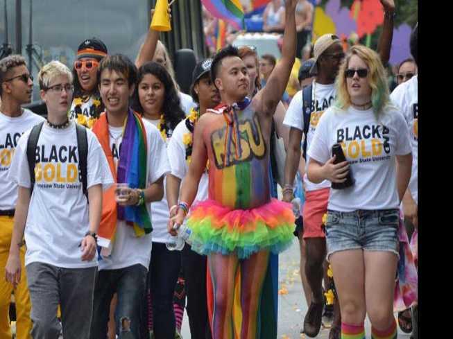 Atlanta Celebrates 47th Annual Pride Festival