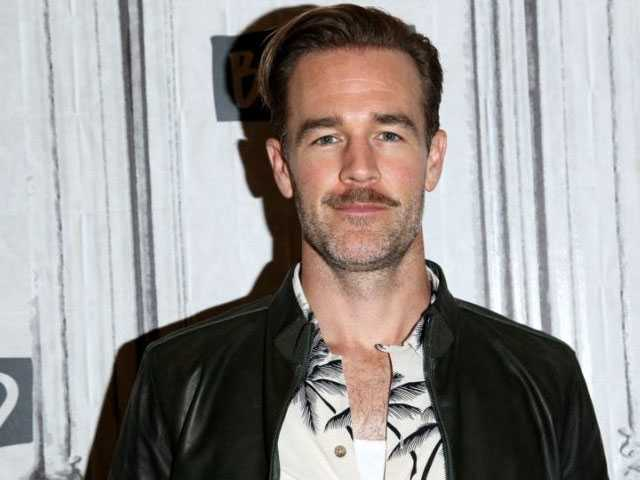 Actor James Van Der Beek Says He was Assaulted by 'Older, Powerful Men' in Hollywood
