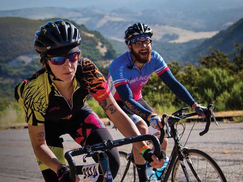 AIDS/LifeCycle Training Events Get SoCal Participants Ready