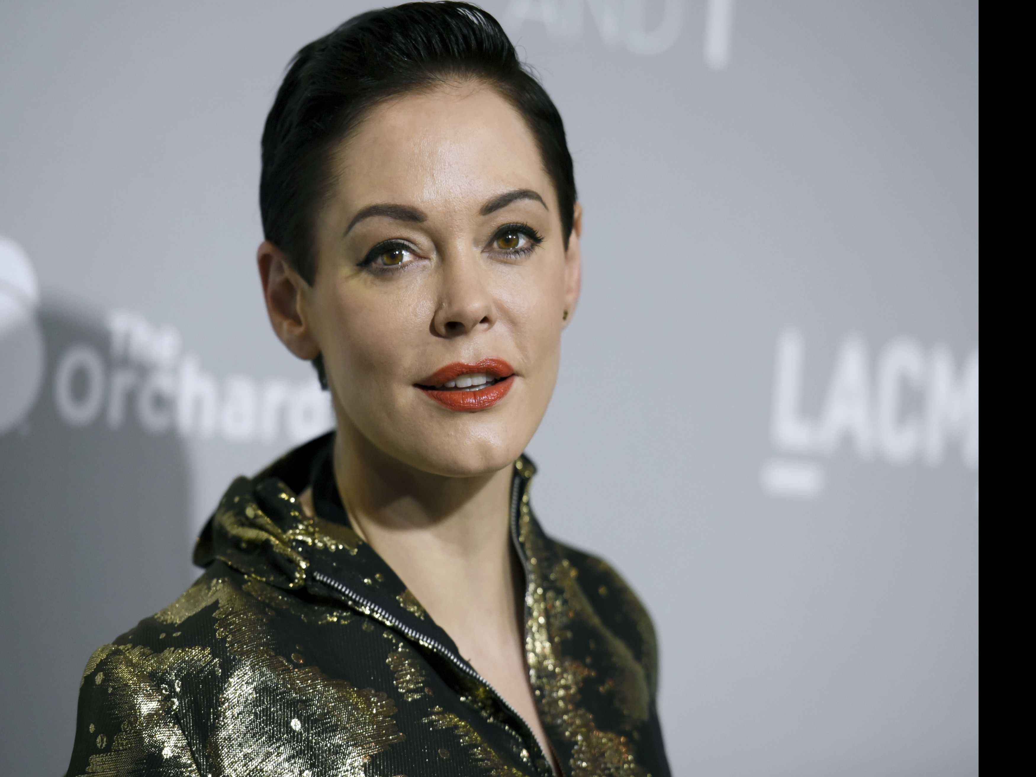Twitter Restores Rose McGowan's Account After Outcry
