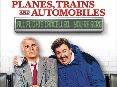 Review :: Planes, Trains and Automobiles