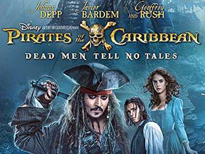 Review :: Pirates Of The Caribbean: Dead Men Tell No Tales