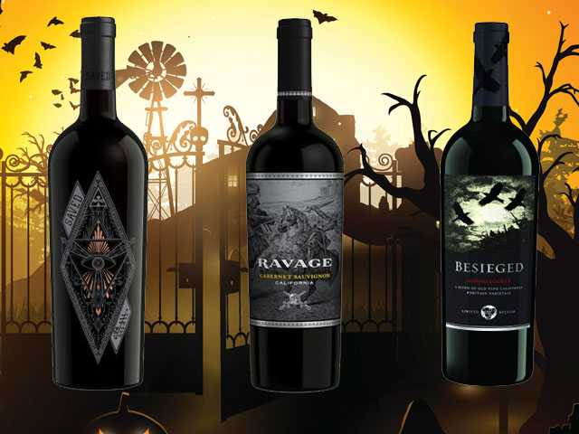 Spooks & Sips: 3 Red Wines for Halloween