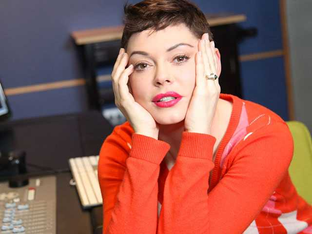 In Weinstein Saga, Rose McGowan Emerges as Powerful Voice