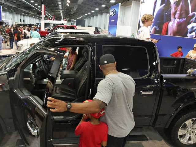 Tricked Out: Pickup Trucks Get More Luxurious