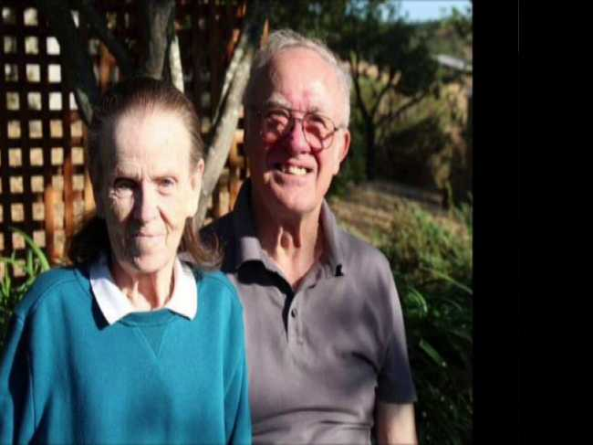 California Couple Had Marked 50-Year Anniversary Before Fire