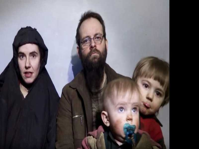 Ex-Hostages Back in Canada After Harrowing Raid to Free Them