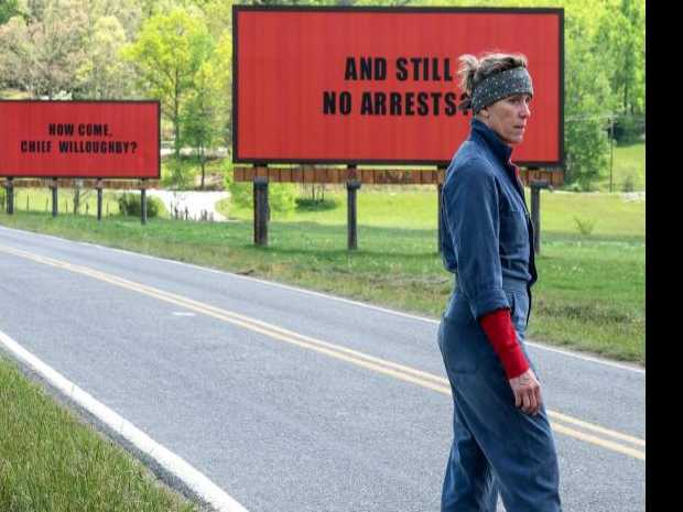 London Film Festival to End with 'Three Billboards'