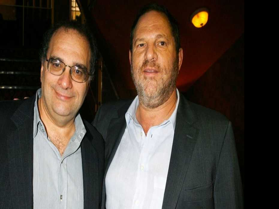 Report: Harvey Weinstein's Brother In A 'Waking Nightmare'