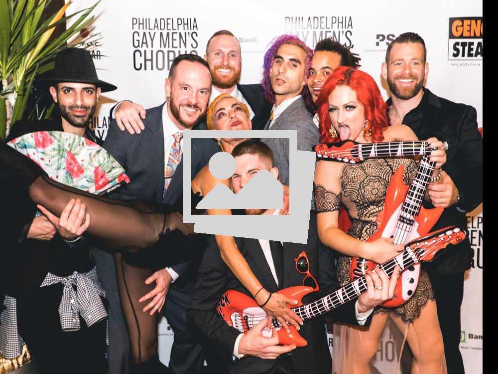 Philadelphia Gay Men's Chorus Fall Ball @ The Loews Hotel