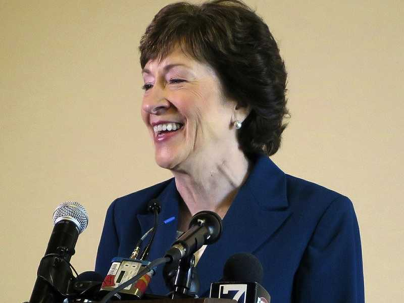 Collins: Trump Should Back Effort to Resume Health Subsidy