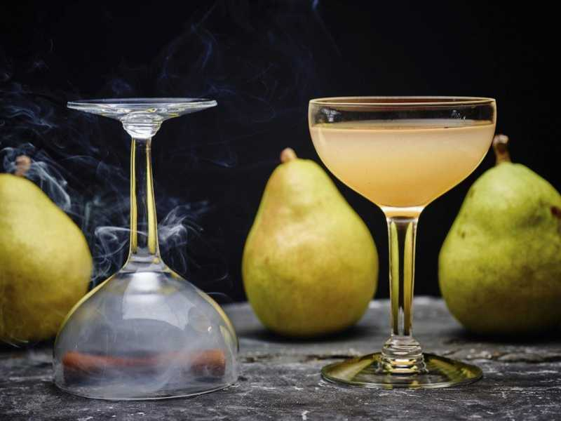 Cocktail Culture: Spiced Orchard Pear