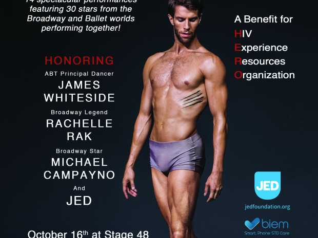 HIV Experience Resources Organization Presents 4th Annual Broadway and Ballet HERO Awards