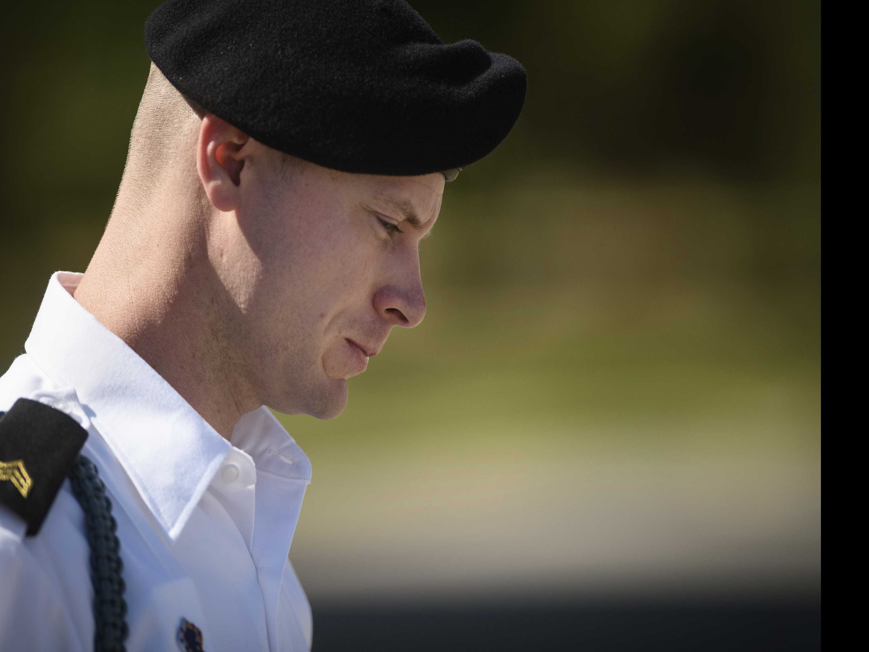 Army Sgt. Bergdahl Pleads Guilty to Desertion, Misbehavior