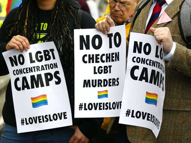 Formal Complaint Made Over Gay Crackdown in Chechnya