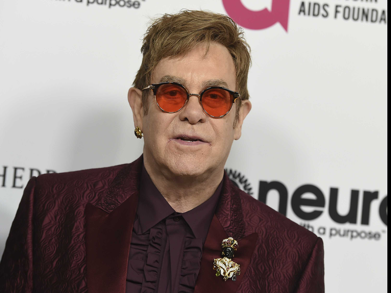Elton John Ending Las Vegas Residency in 2018