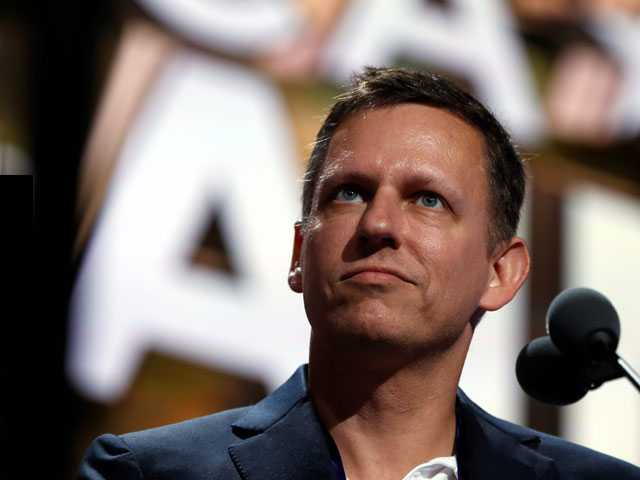 PayPal Billionaire, Trump Supporter Peter Thiel Secretly Gets Married to Longtime Boyfriend