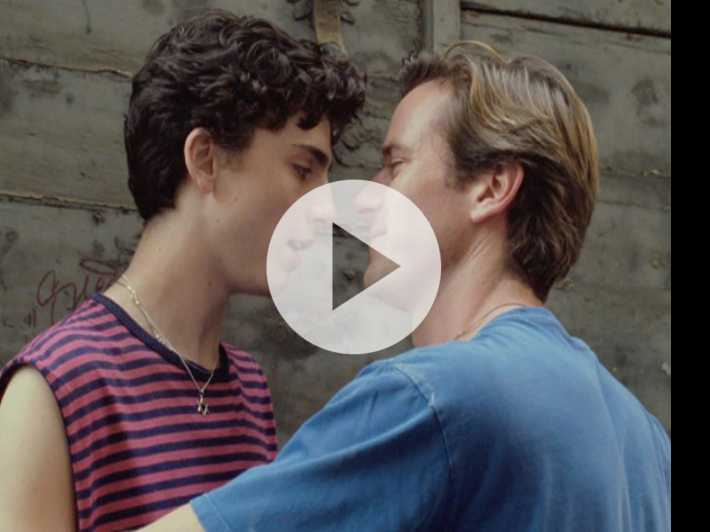 'Call Me By Your Name' Director Already Planning Sequel