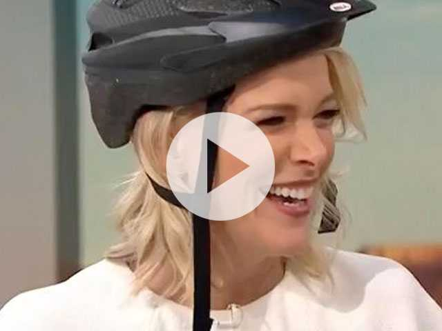 Today on 'Megyn Kelly Today': Megyn Kelly Talks Ghosts, Rides a Scooter, Ratings Drop
