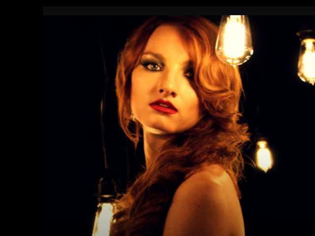 Kendra Erika Strikes a Pose at 'Night of 1000 Madonnas'
