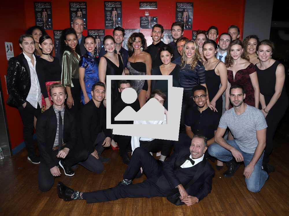 Broadway & Ballet Hero Awards @ Stage 48 :: October 16, 2017