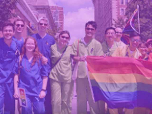 On GLAAD Spirit Day, Wear Purple to Show Solidarity With LGBTQ Youth