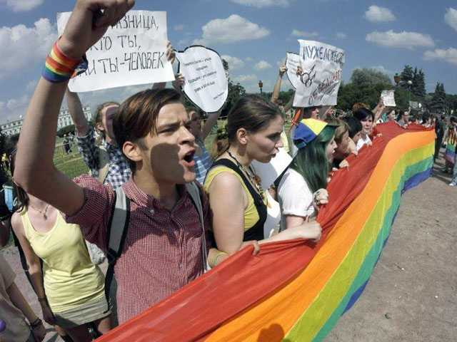Russia's 'Gay Propaganda' Laws May Get Even Stricter