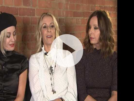 Bananarama Recall Celebrating Chart Success in Their '80s Heyday