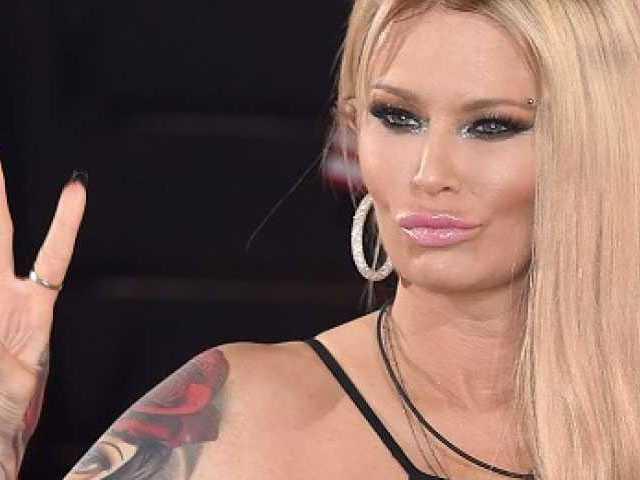 Former Adult Star, Playboy Model Jenna Jameson Slams 1st Trans Playmate