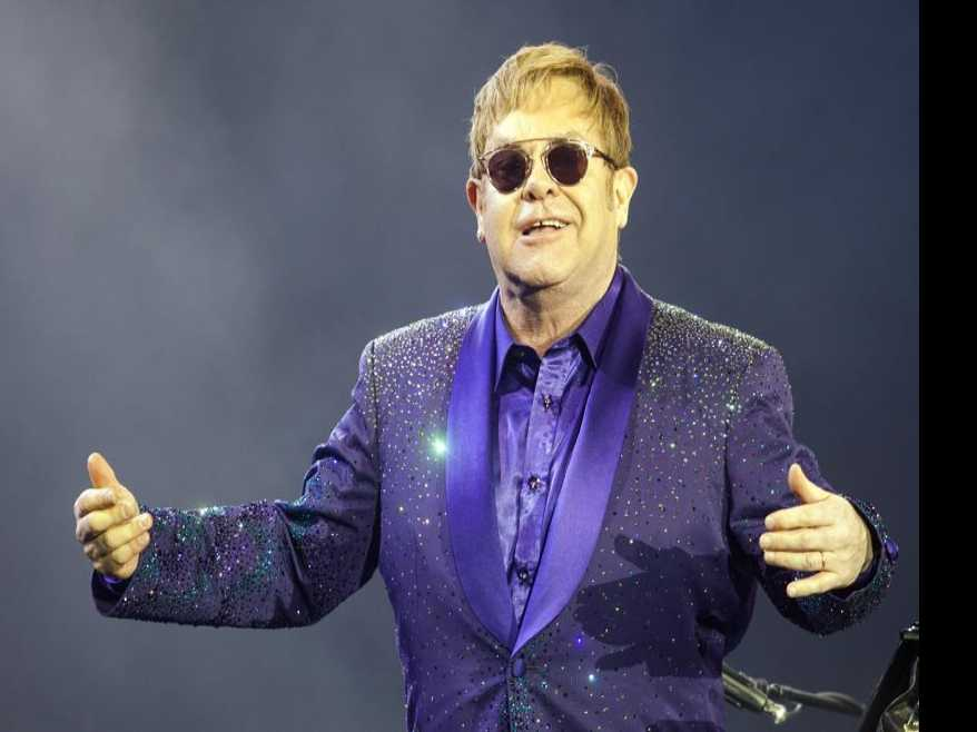 Elton John Condemns Ga. Lawmaker for Suggesting People with HIV Should be Quarantined