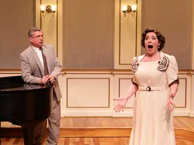 Review :: Souvenir: A Fantasia on the Life of Florence Foster Jenkins
