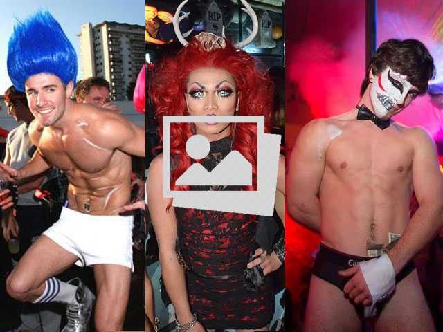 Halloween Flashback: 2010-2012