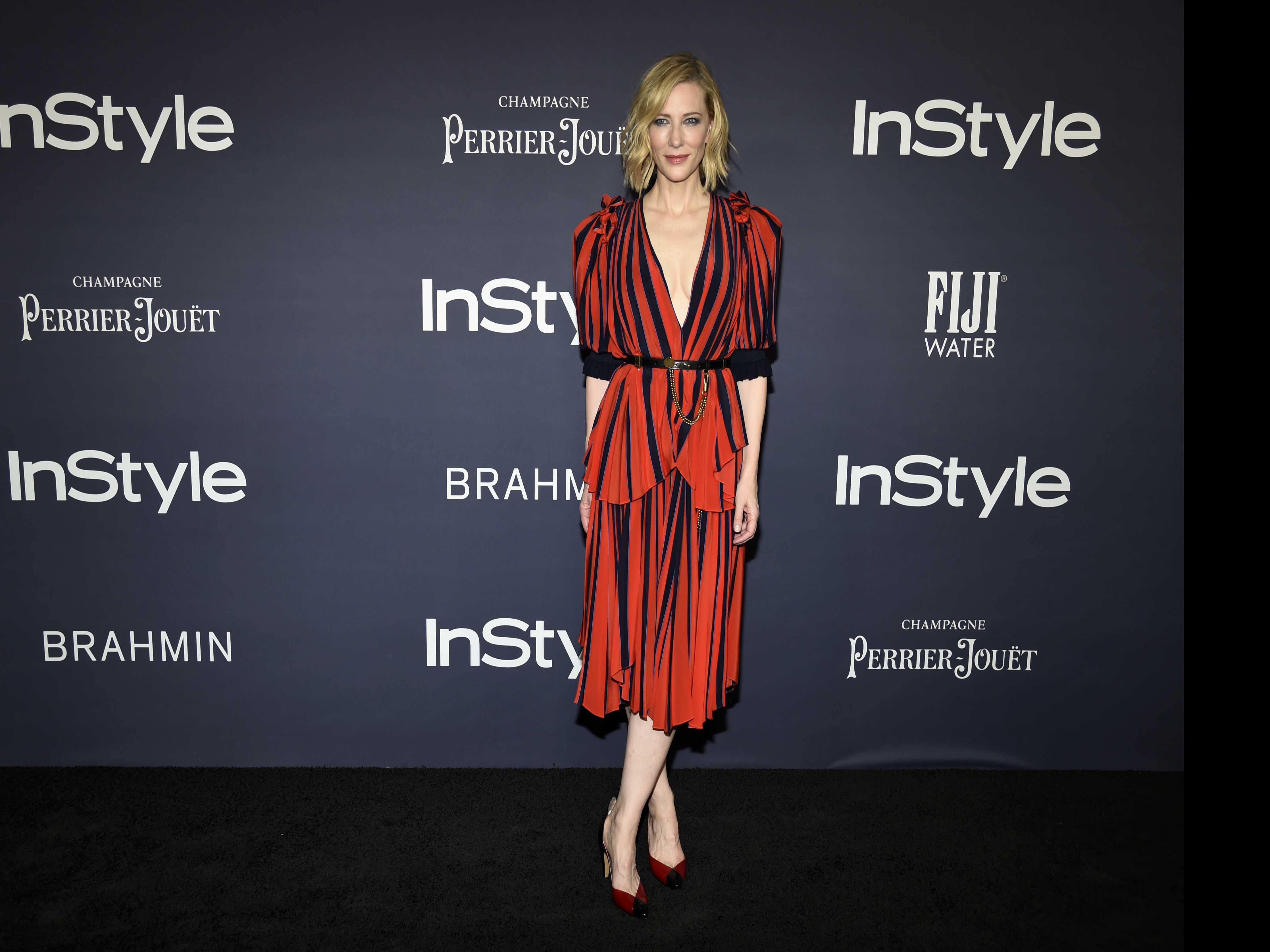 IZendaya, Cate Blanchett Preach Empowerment at InStyle Awards