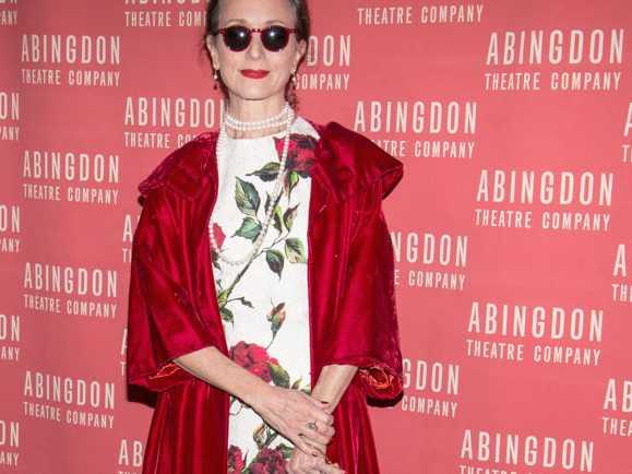 Bebe Neuwirth Honored at Abingdon Theatre's 25th Anniversary Gala