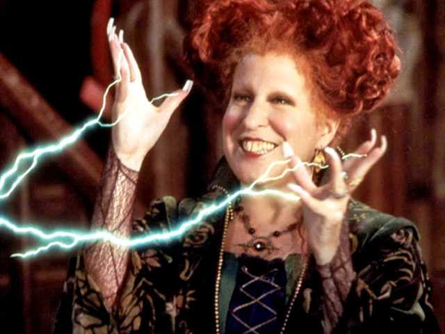 PopUps: Bette Midler Drags Trump with Epic 'Hocus Pocus' Tweet