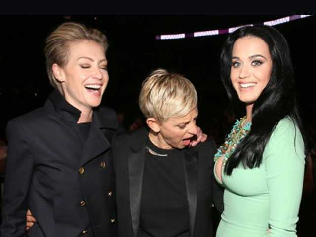 Ellen DeGeneres Hit with Backlash for Katy Perry Birthday Tweet