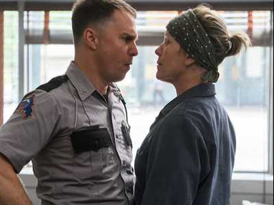 Review :: Three Billboards Outside Ebbing, Missouri