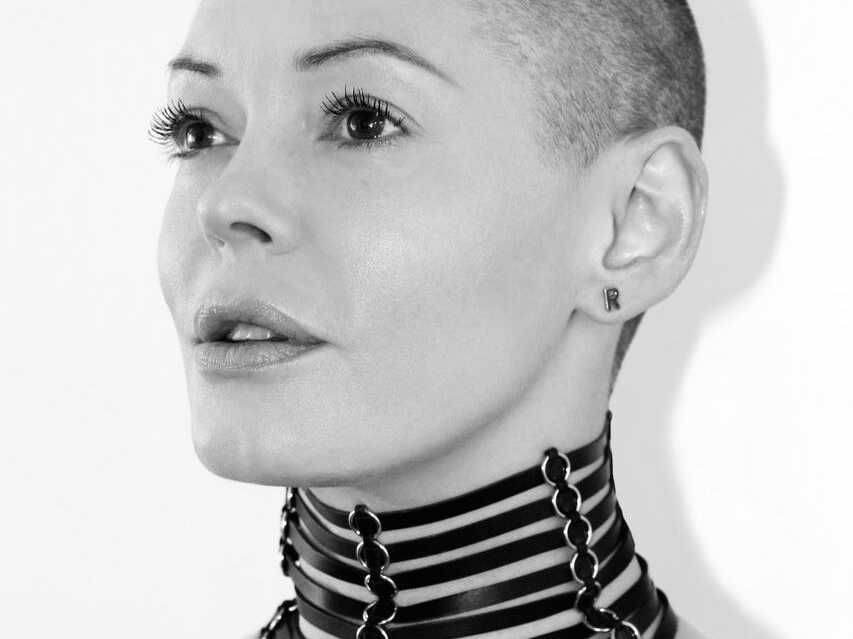 Rose McGowan To Speak at Women's March Convention