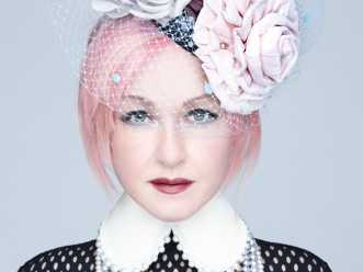 Cyndi Lauper Brings 'A Touch of Cyn' Clothing Line to HSN