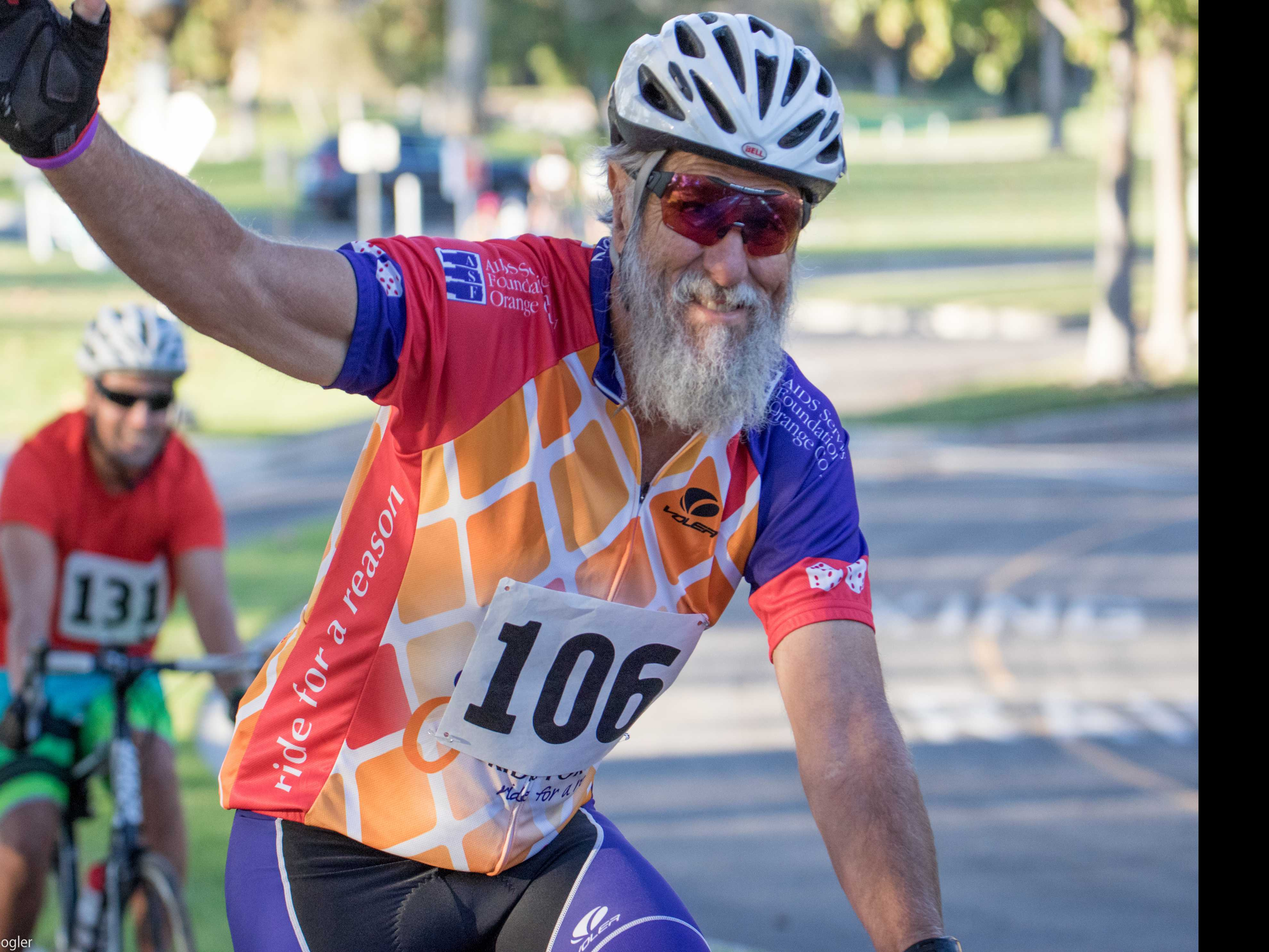 AIDS Services Foundation's 8th Annual OC Ride for AIDS: Rise for a Reason