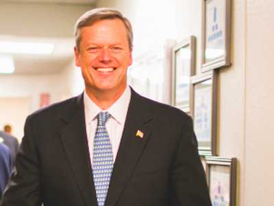 Gov. Charlie Baker to Attend 'Rise Up Against Addiction' Boston 5K Run/Walk